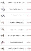 bicicletas multiahorro precios listado