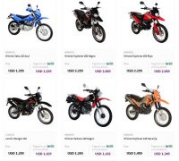 catalogo motos enduro motociclo
