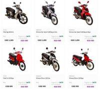 catalogo motos pollerita motociclo