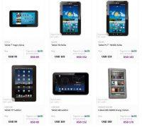 ofertas de tablets en motociclo