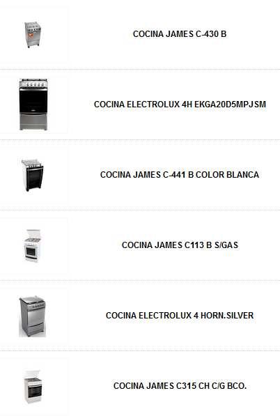 catalogo de cocinas multiahorro