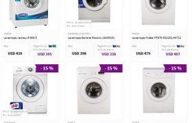 catalogo de lavarropas motociclo