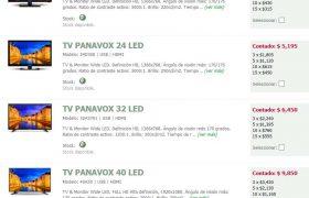 televisores carlos gutierrez