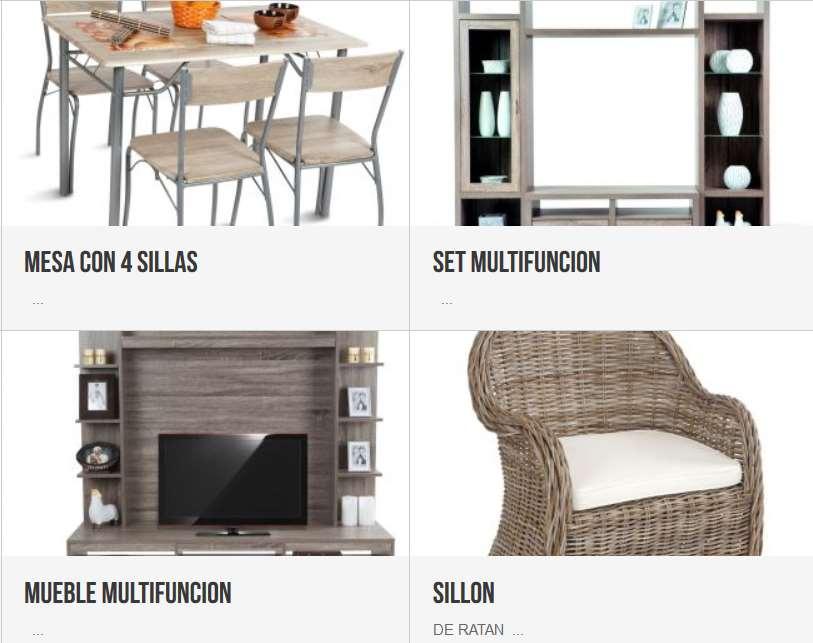 tienda montevideo muebles