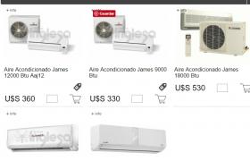 Aires Acondicionados Tienda Inglesa