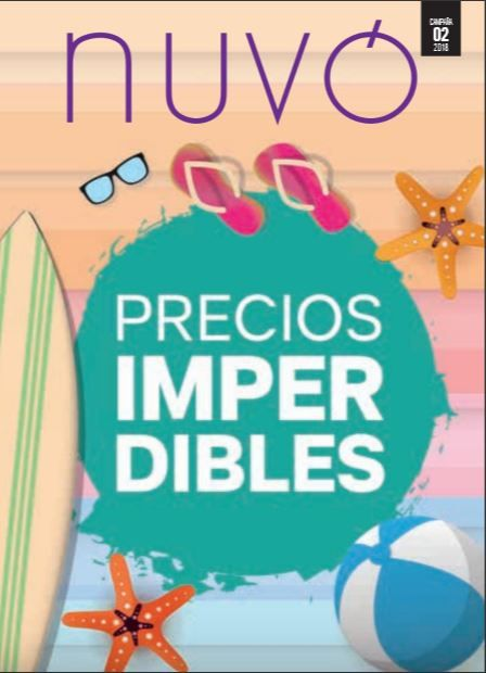 nuvo tupperware catalogo