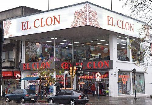Trabajar en supermercado El Clon