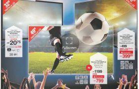 ofertas geant televisores tecnología