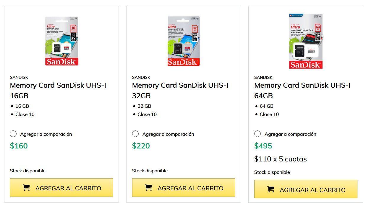 Catálogo cámaras de fotos CARLOS GUTIÉRREZ