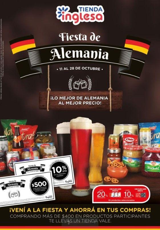 fiesta de alemania