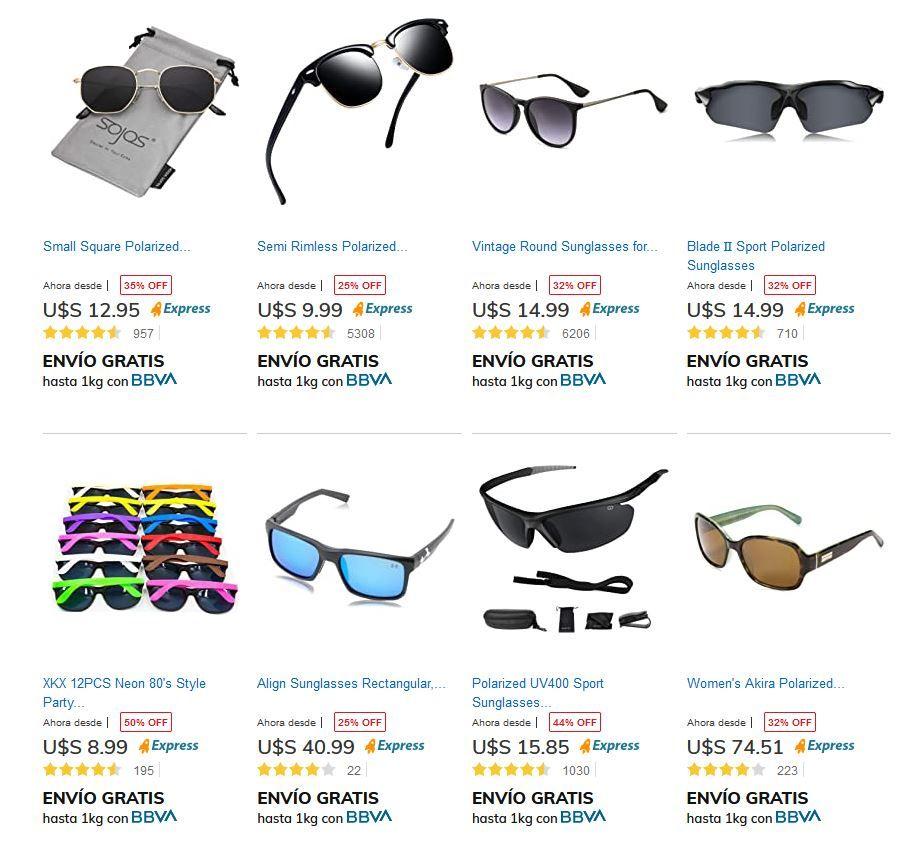 Los mejores lentes polarizados para este verano tienda mia