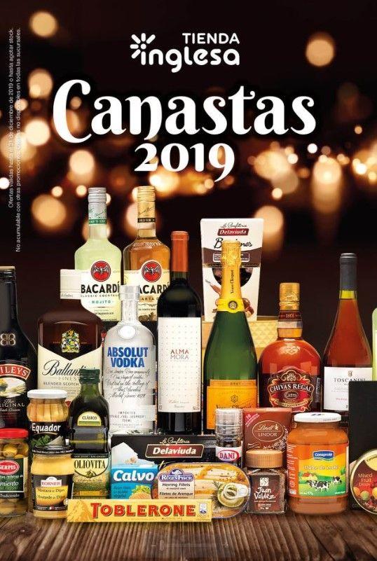 canastas 2019