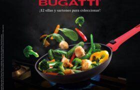 cocinar con bugatti