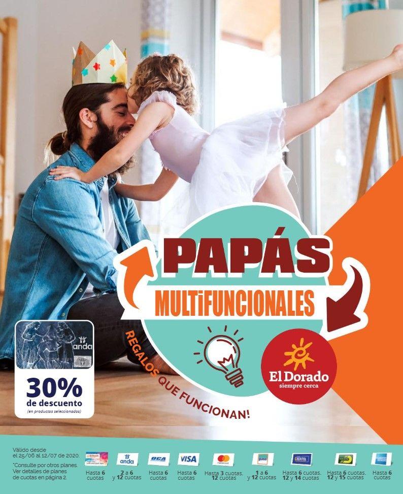 papás multifuncionales