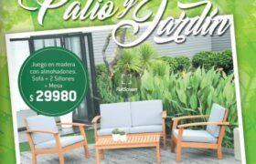todo para tu patio y jardin