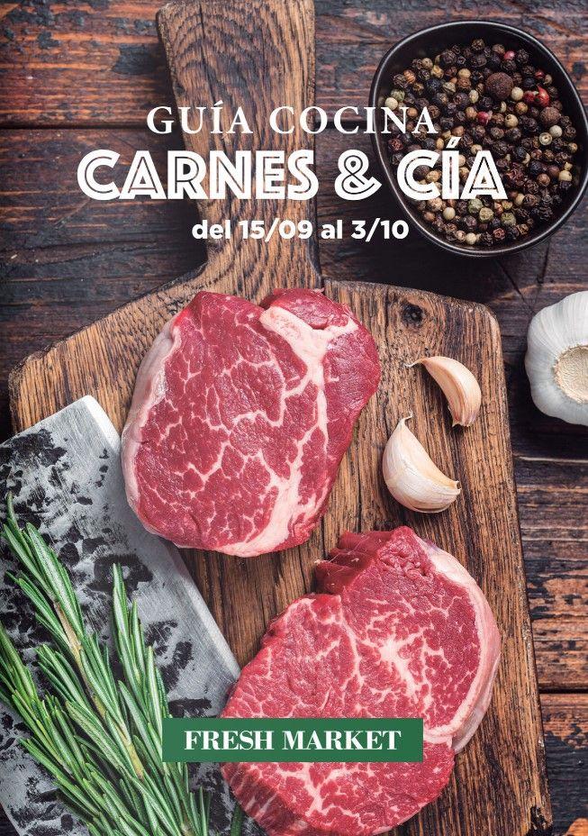 guía cocina carnes